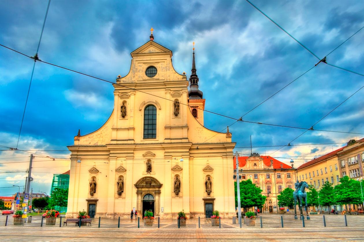 Visitas en Brno