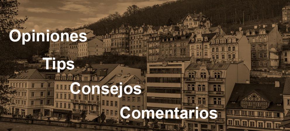 Tips y consejos de excursion a Karlovy Vary