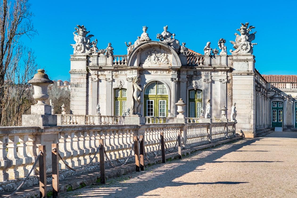 Visitar el Palacio de Queluz