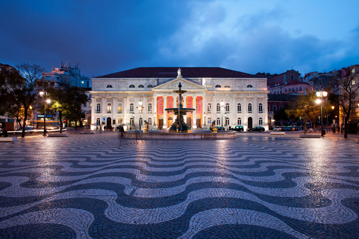 Descubrir el barrio La Baixa de Lisboa