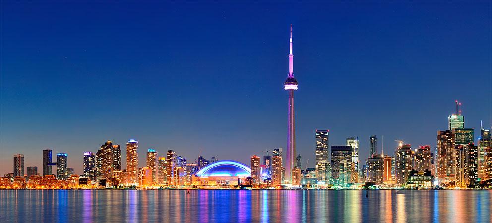 Conocer Toronto