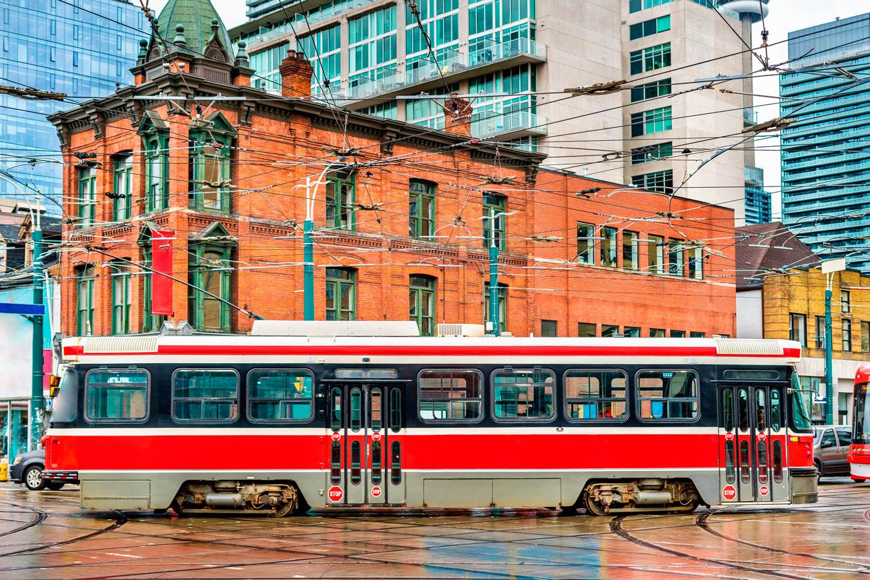 El Transporte en Toronto
