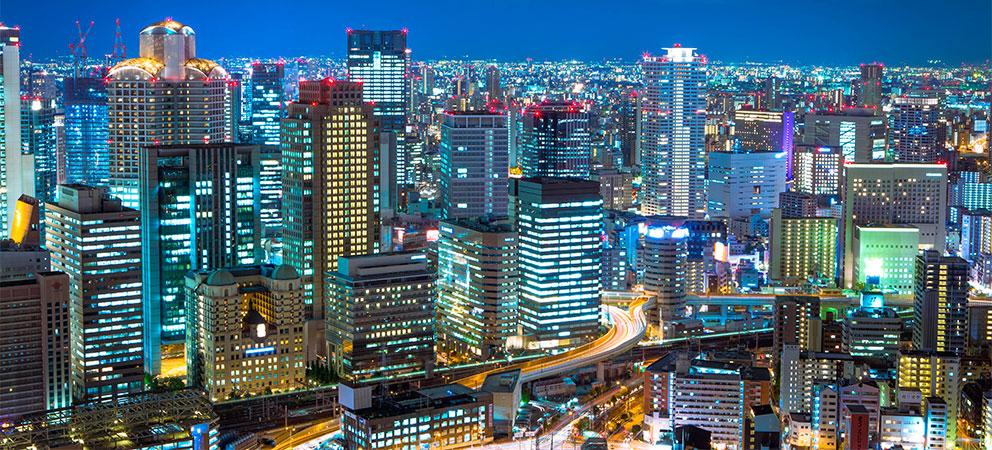 Conocer Osaka