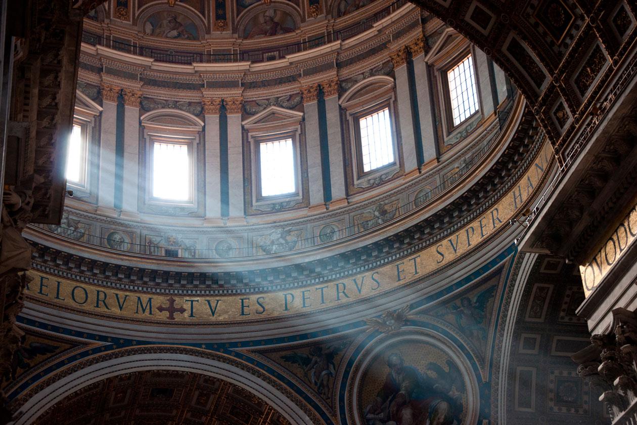 Como es la Basilica de San Pedro