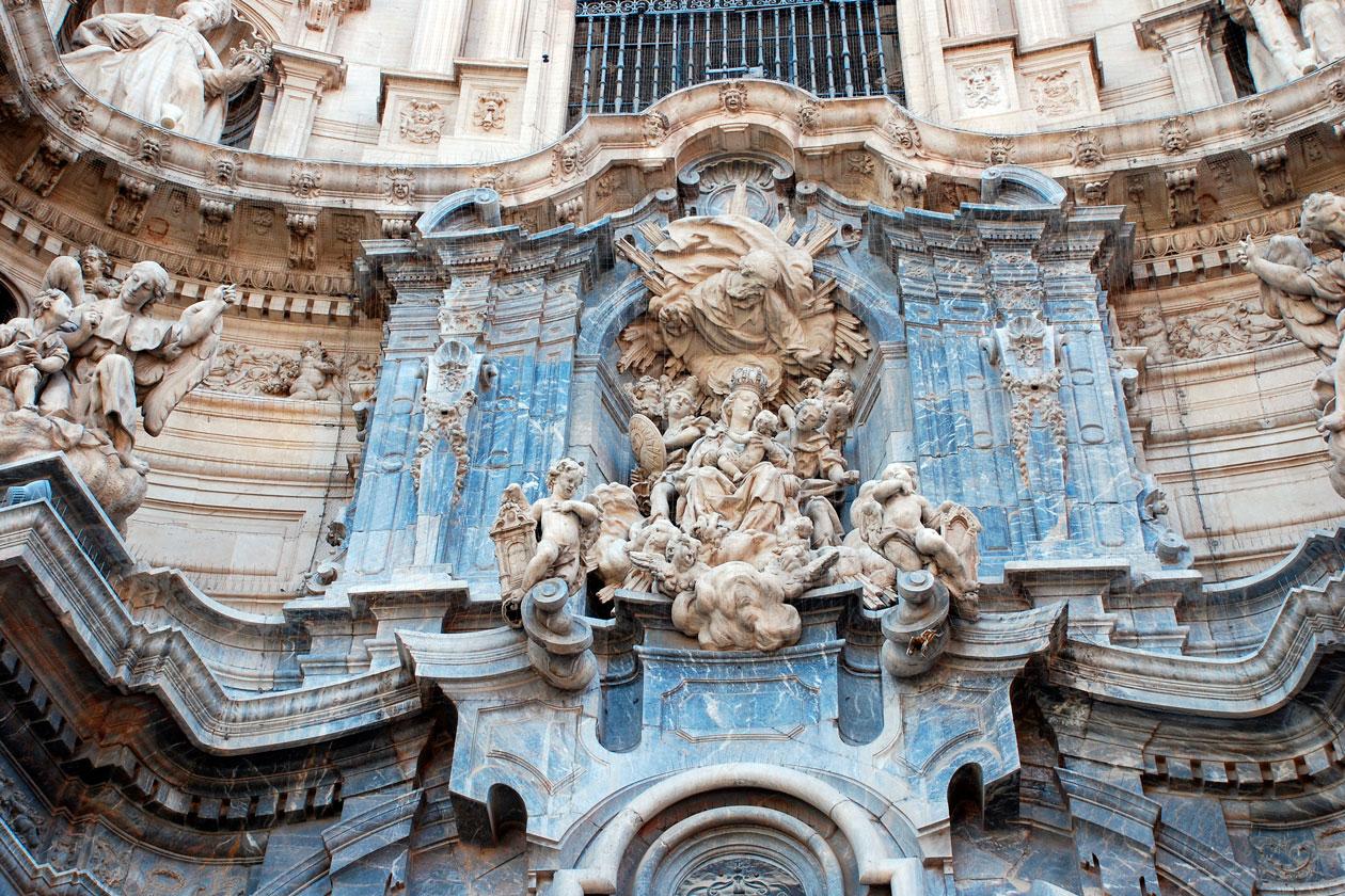 Donde esta la Catedral de Santa Maria