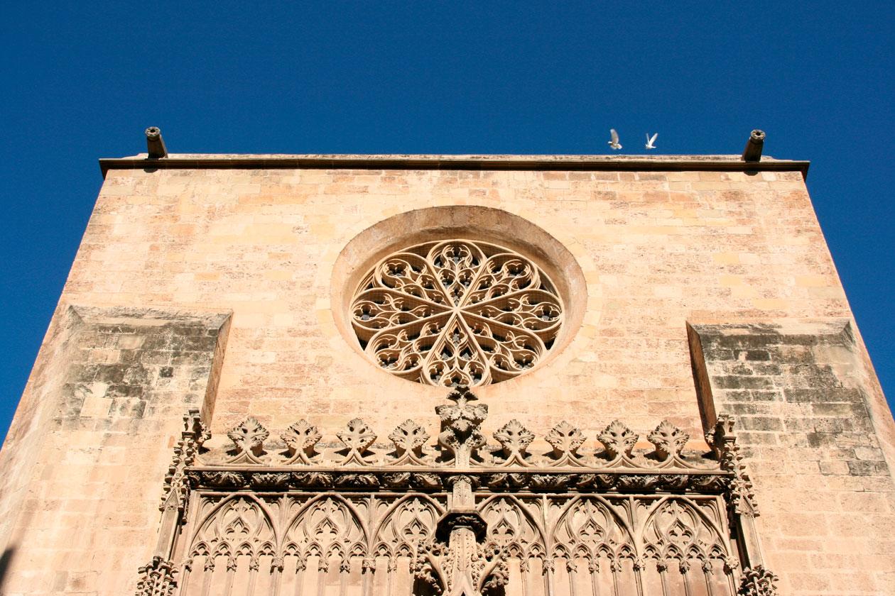 Visita a la Catedral de Santa Maria