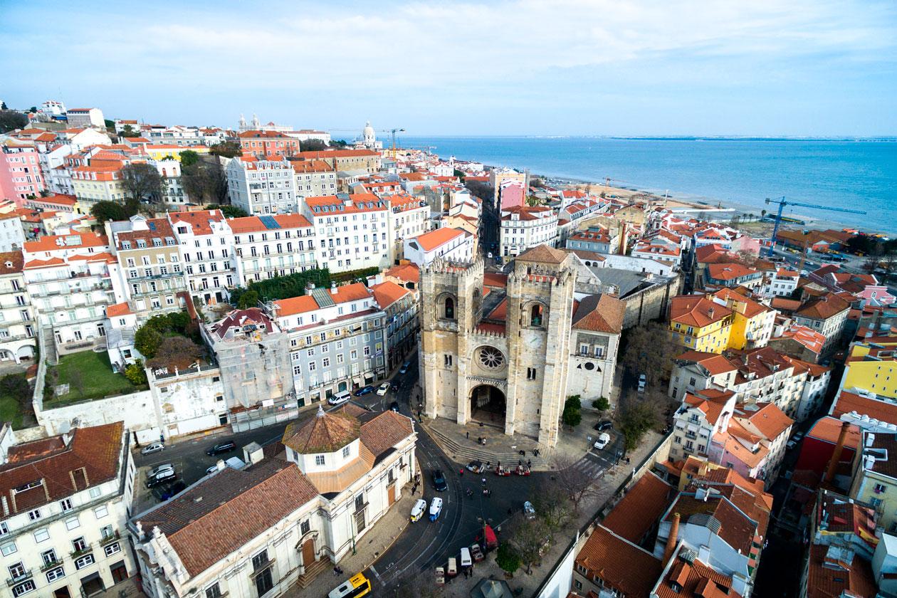 Como es la catedral de Se en Lisboa
