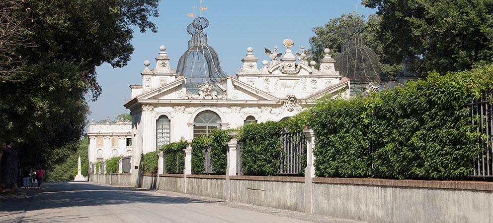 Como es la Galeria Borghese