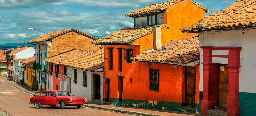 Conocer La Candelaria de Bogota
