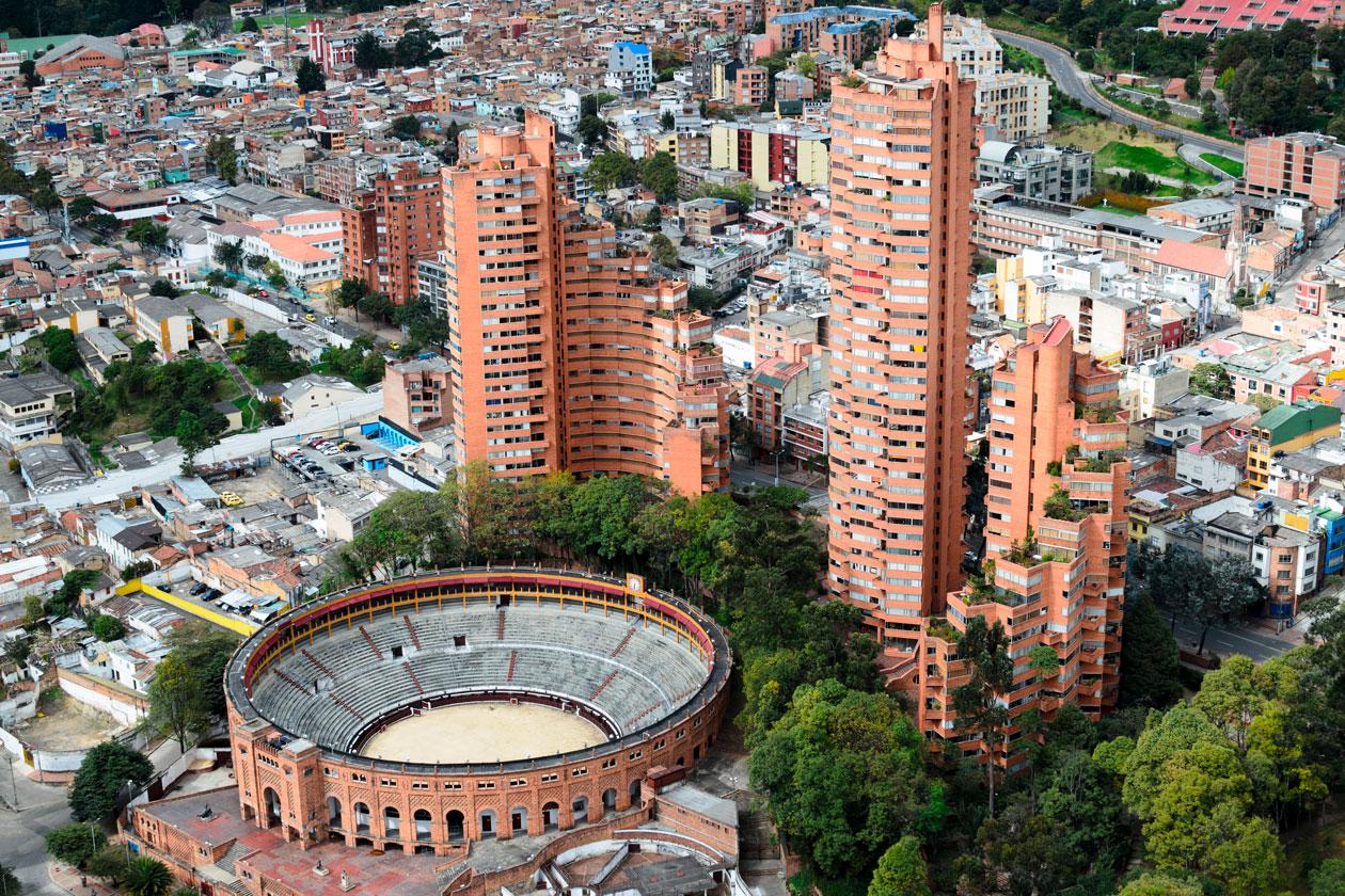Como es Plaza de Toros de Bogota