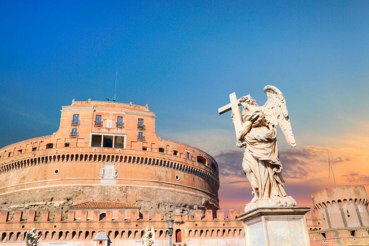 Conocer el Castillo Sant Angelo
