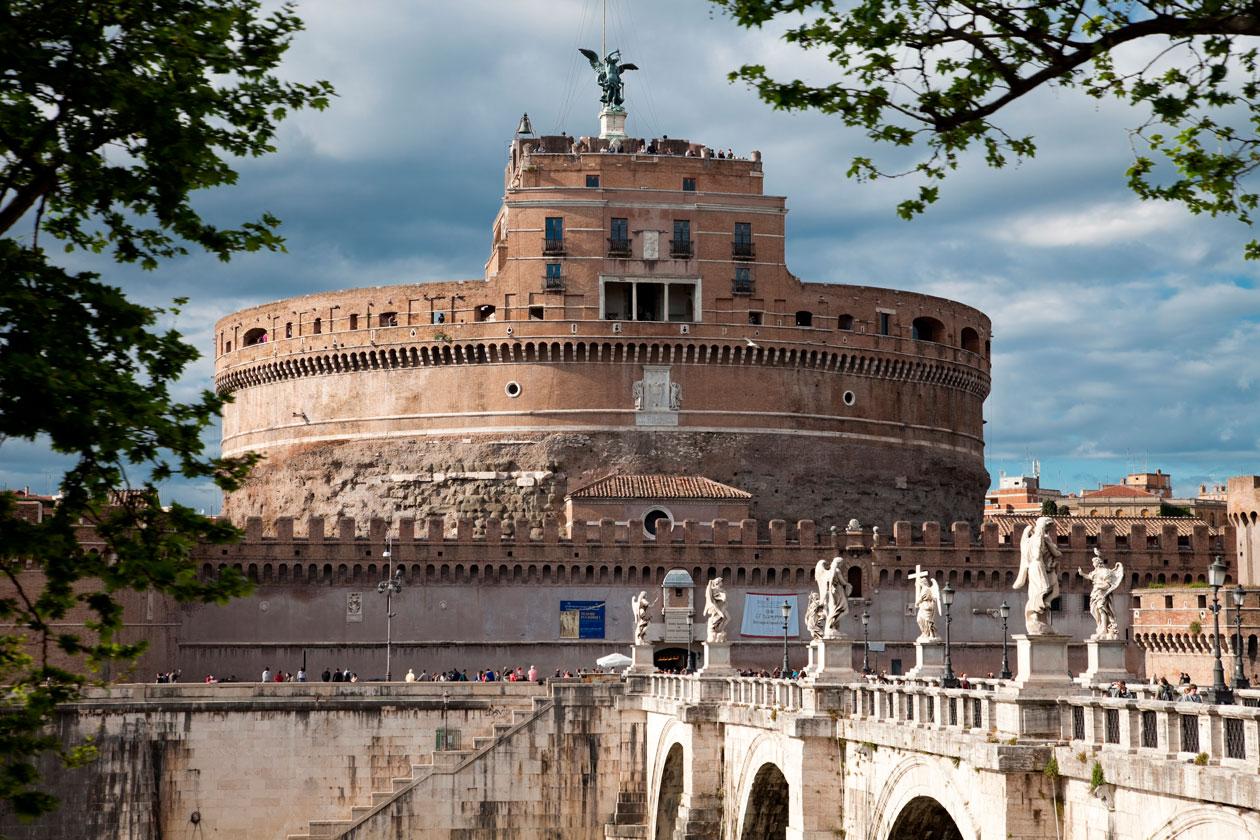 Como es el Castillo Sant Angelo