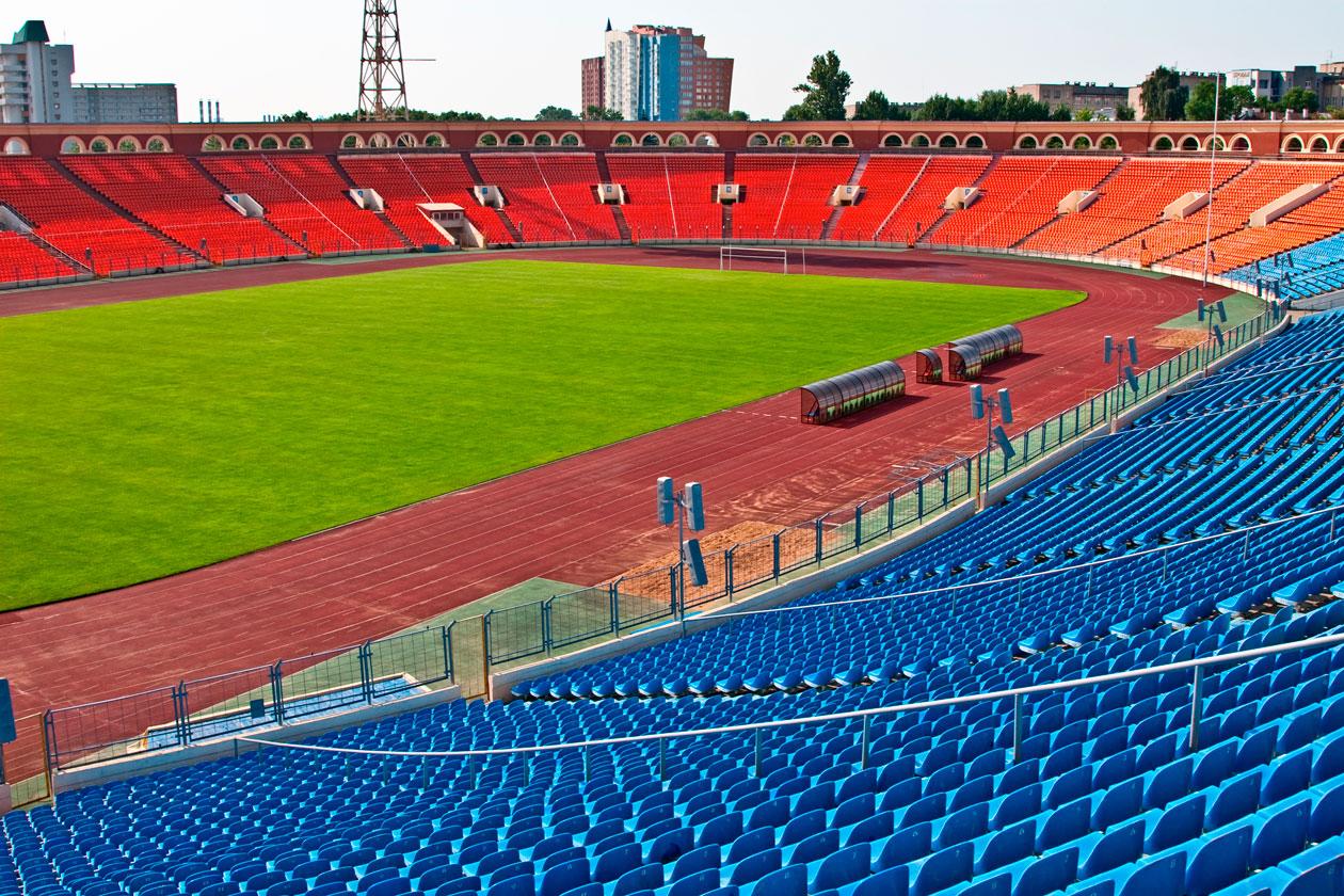 Como es el futbol en Minsk