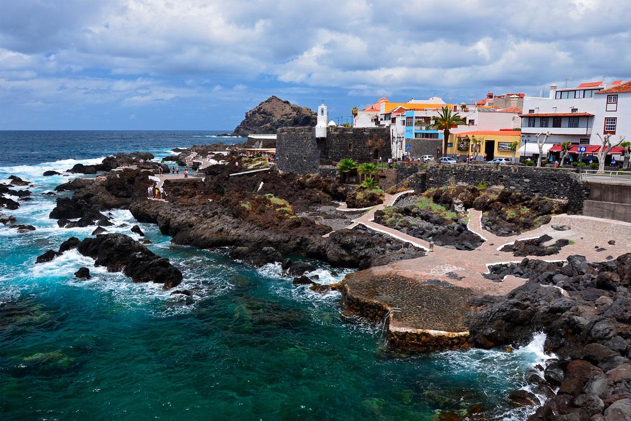 Donde ir en Tenerife