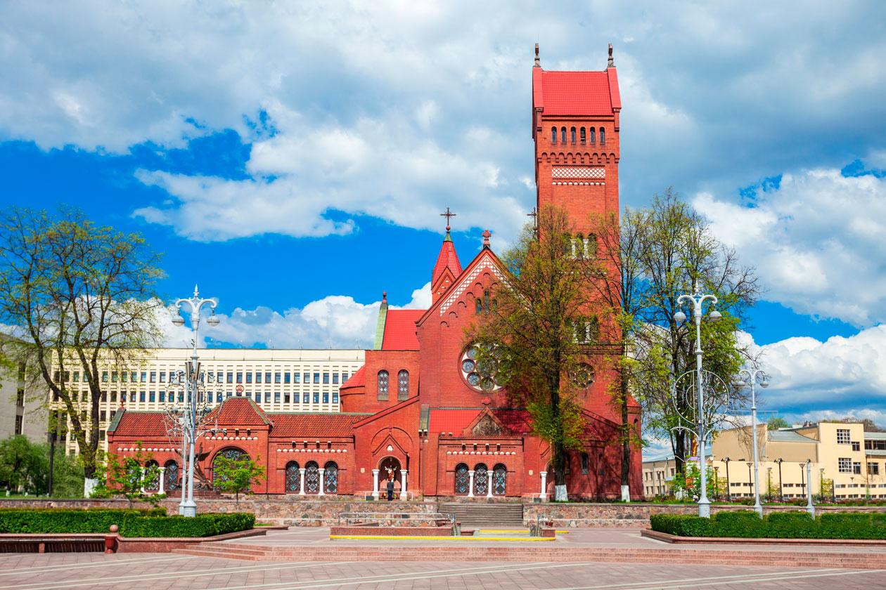 Visitas en Minsk