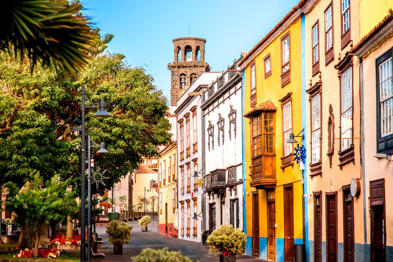 Visitar en Tenerife