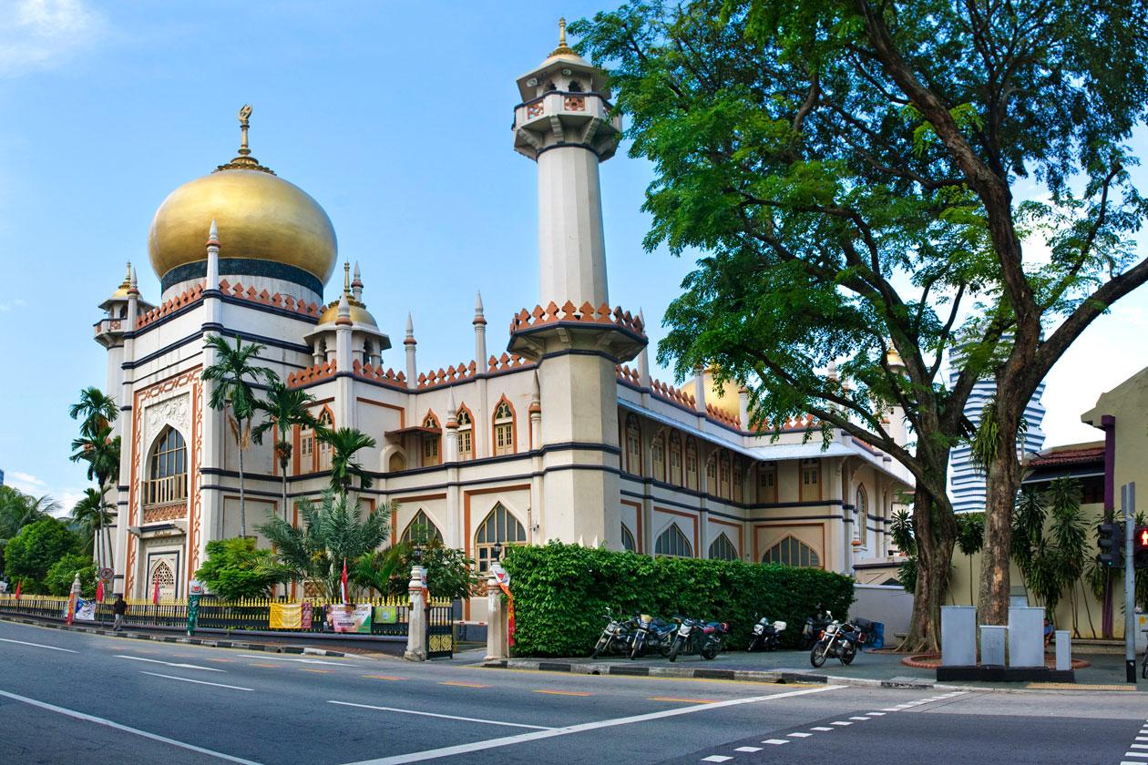 Conocer Singapur