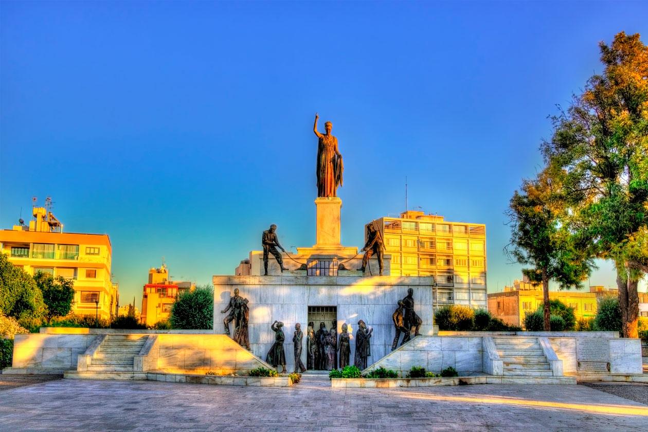 Pasear por Nicosia
