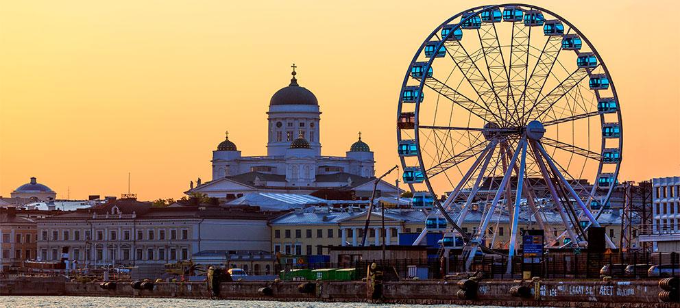 Como es Helsinki