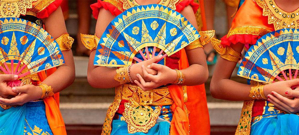 Bali tradicional