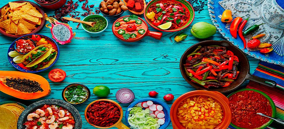 Que comer en Mexico