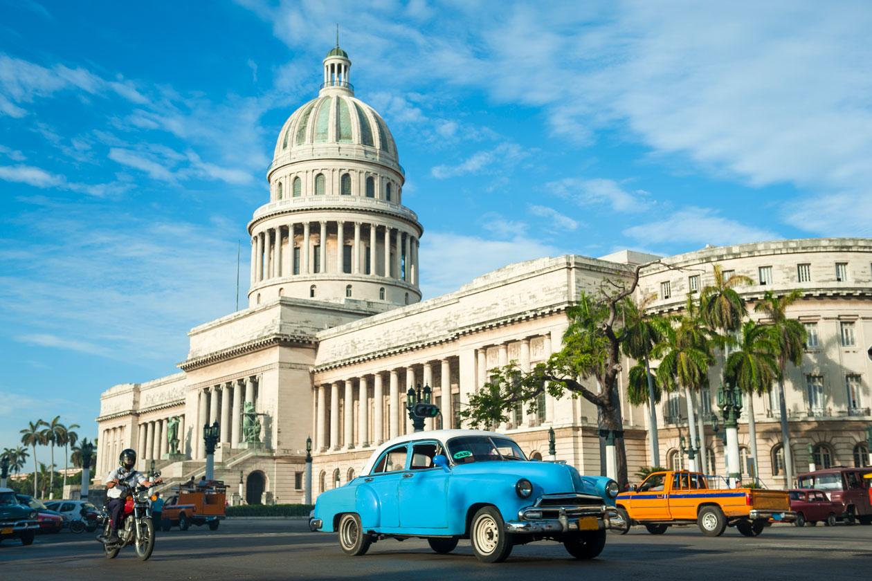 Visitas en La Habana