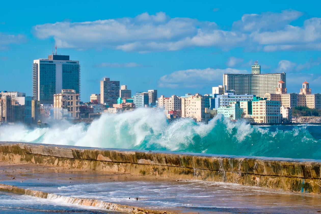 Como es La Habana