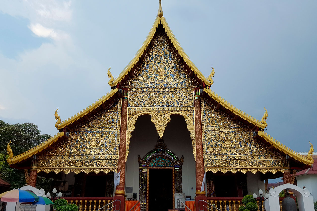 Donde esta Wat Chiang Man