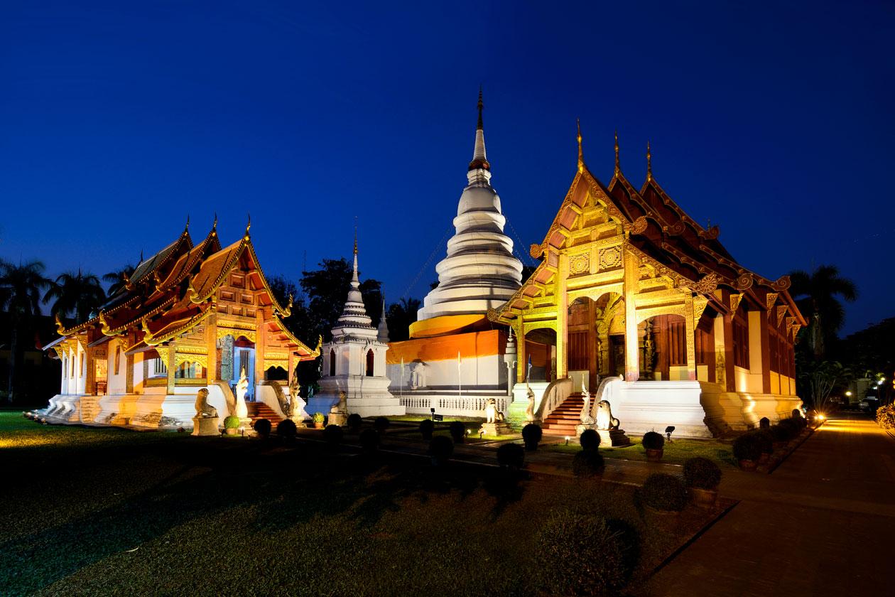 Conocer el Wat Phra Singh