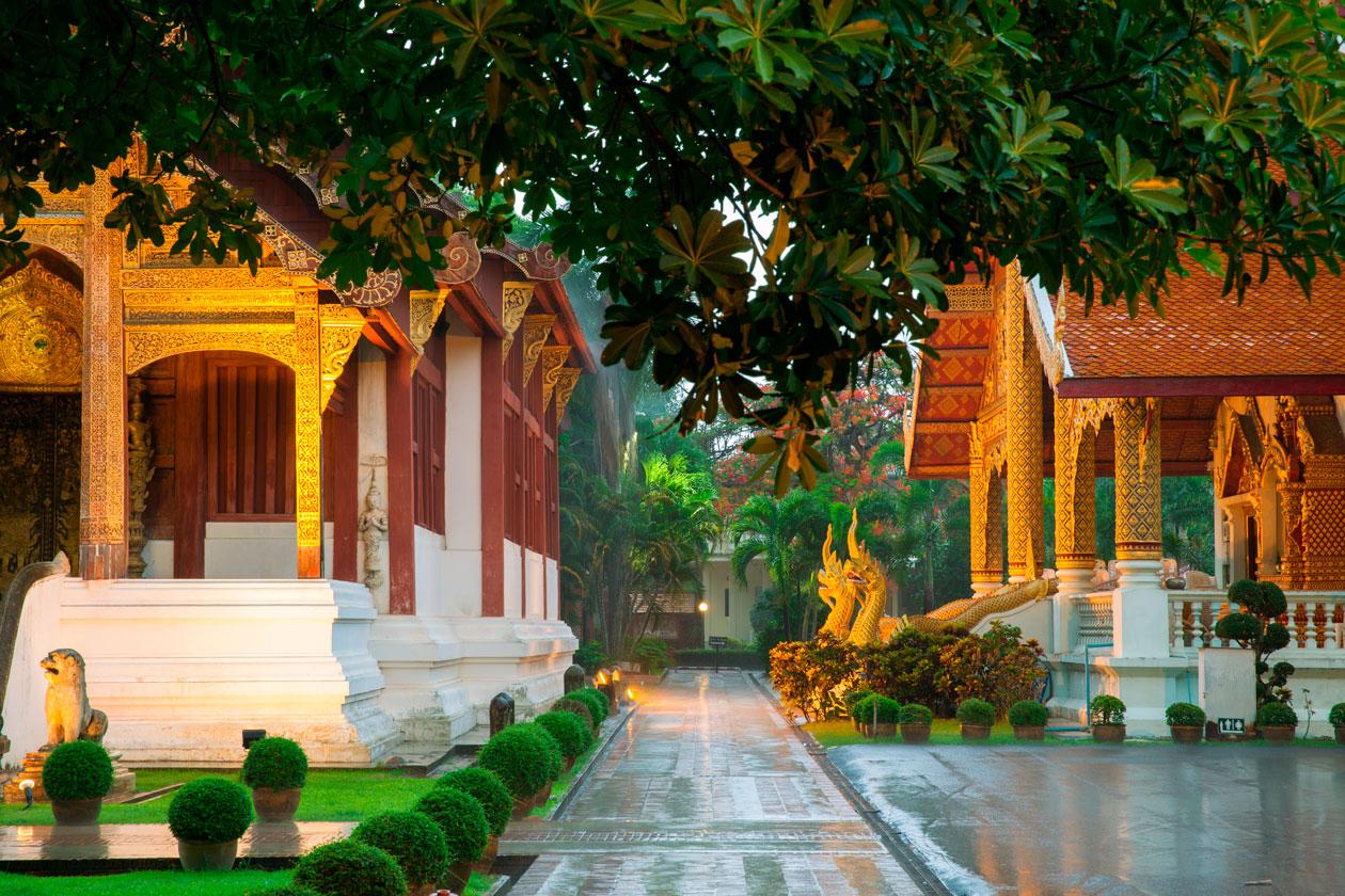 Que ver en Chiang Mai