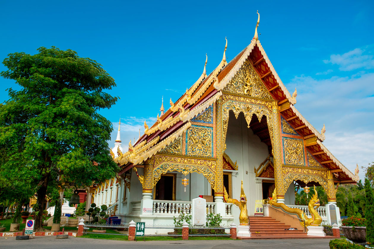 Que ver en el Wat Phra Singh