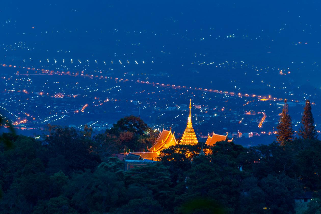 Visitas en Chiang Mai