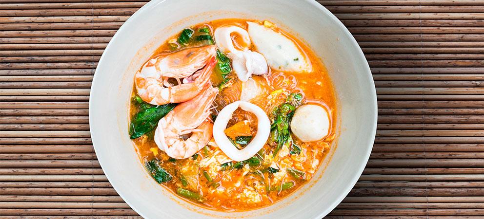 Cocina Tradicional Tailandia