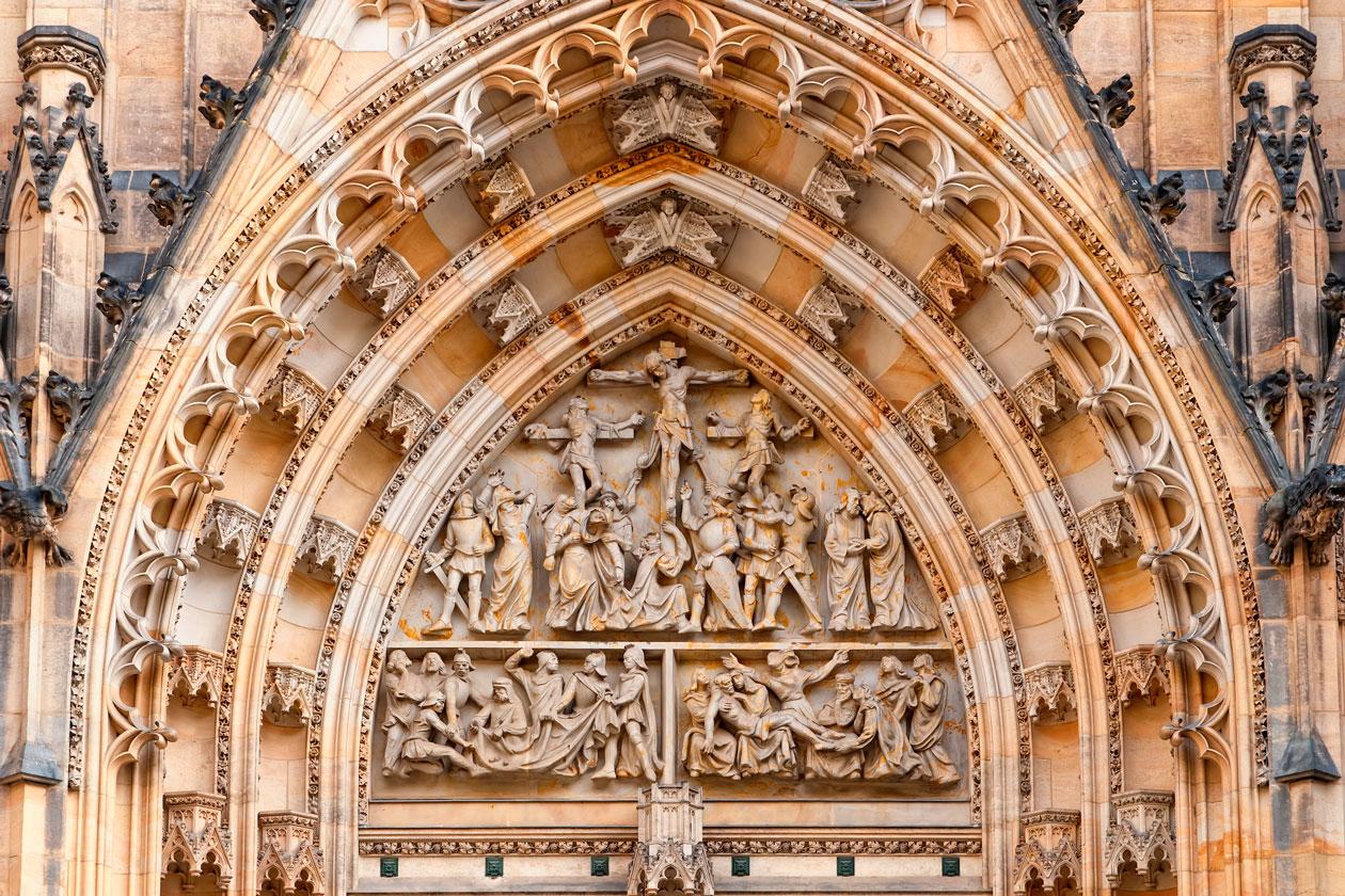 Conocer la Catedral de San Vito en Praga