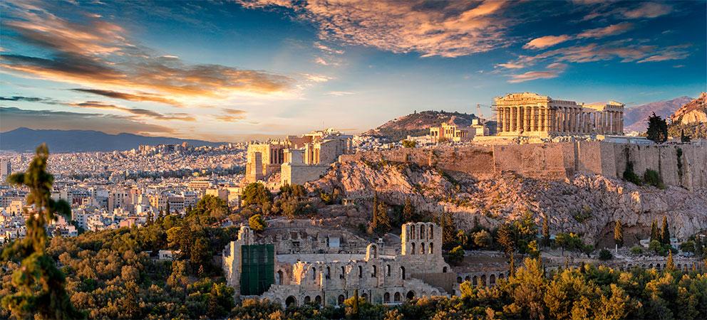 Como es la Acropolis de Atenas