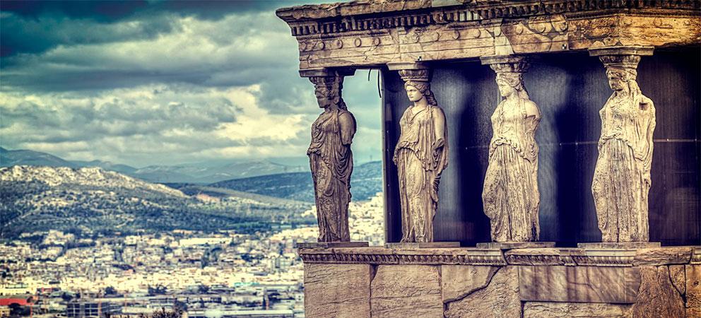 Que ver en la Acropolis de Atenas