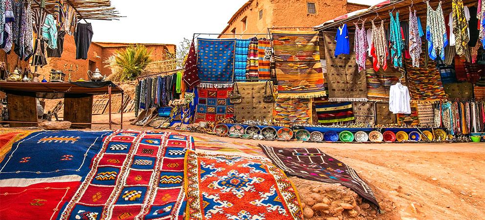 Que ver en Ouarzazate