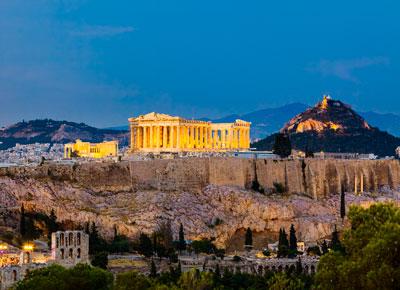 Excursiones y visitas en Atenas