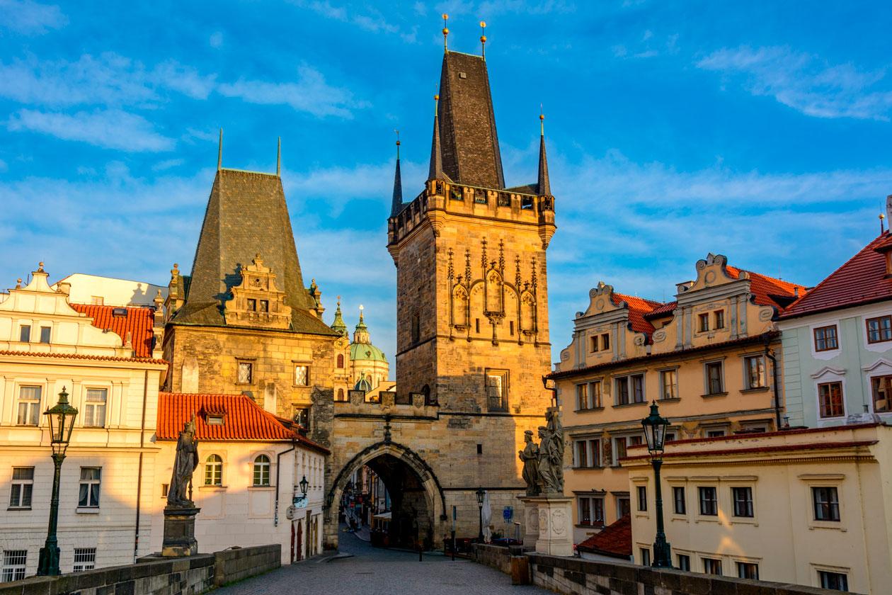 Conocer el Puente de Carlos de Praga