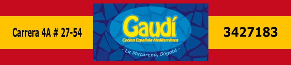 Restaurantes españoles en Bogota