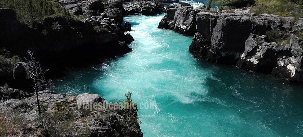 Conocer el rio Futaleufu