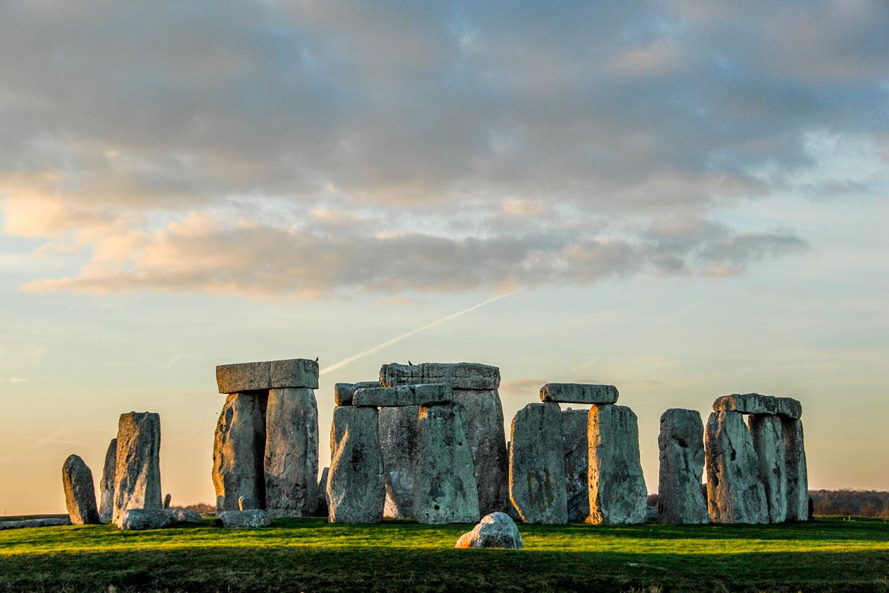 Descubrir Stonehenge