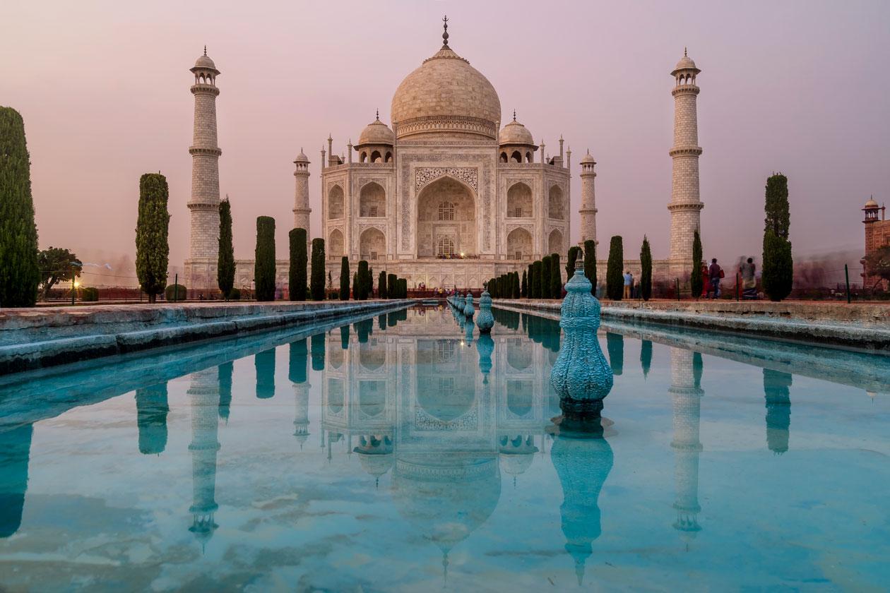 Que ver en el Taj Mahal