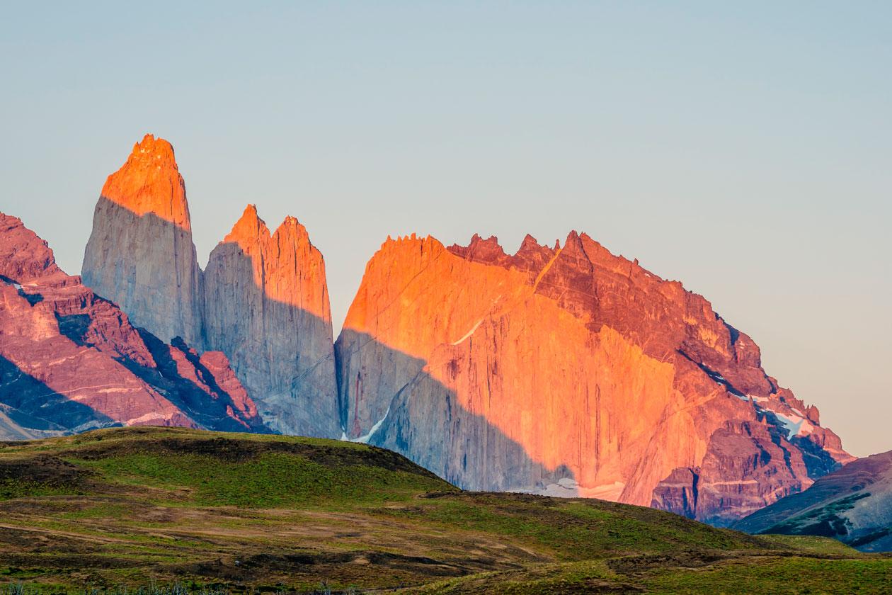 Conocer las Torres del Paine en Chile