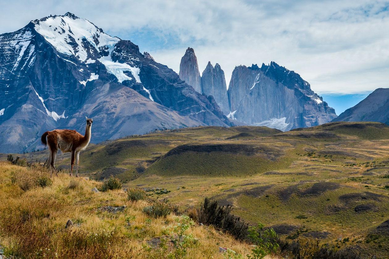 Caminata en las Torres del Paine