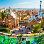 Entrada y visita guiada al Park Guell de Barcelona