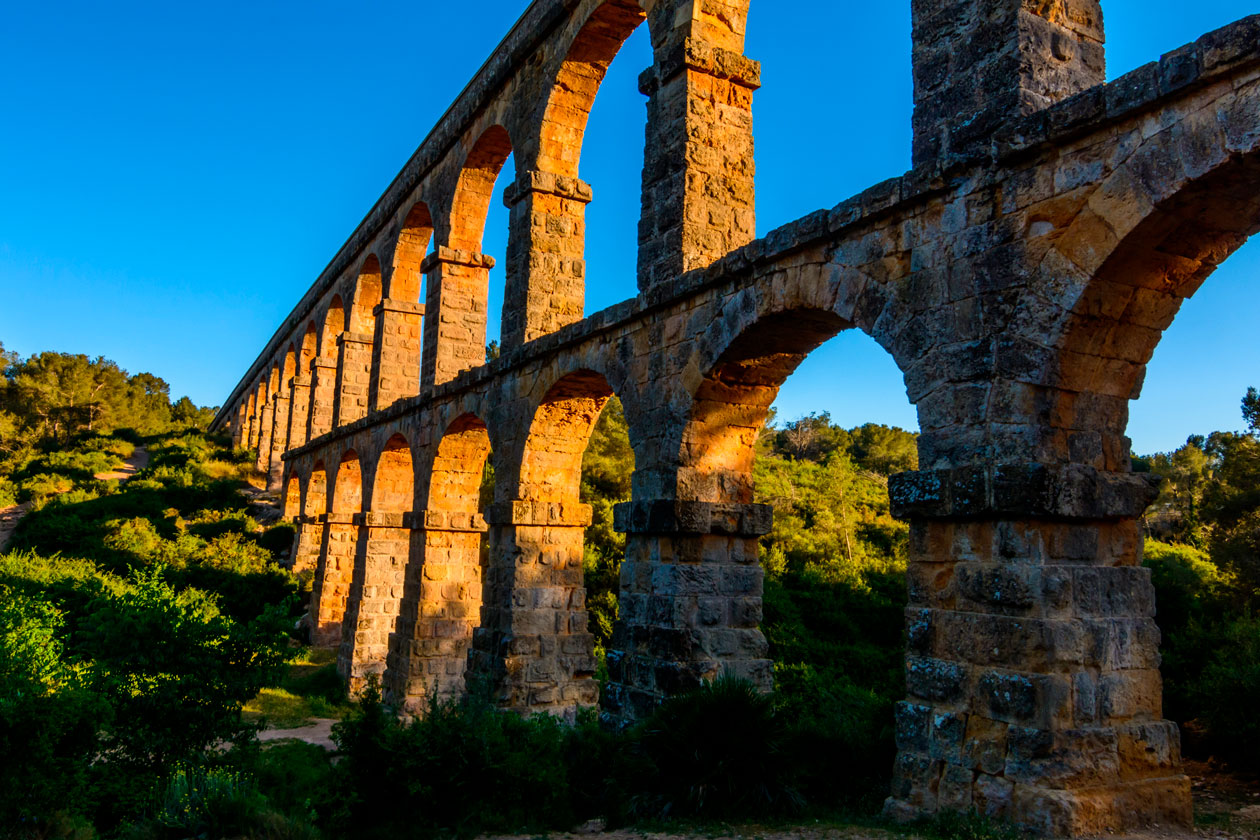 Acueductos romanos