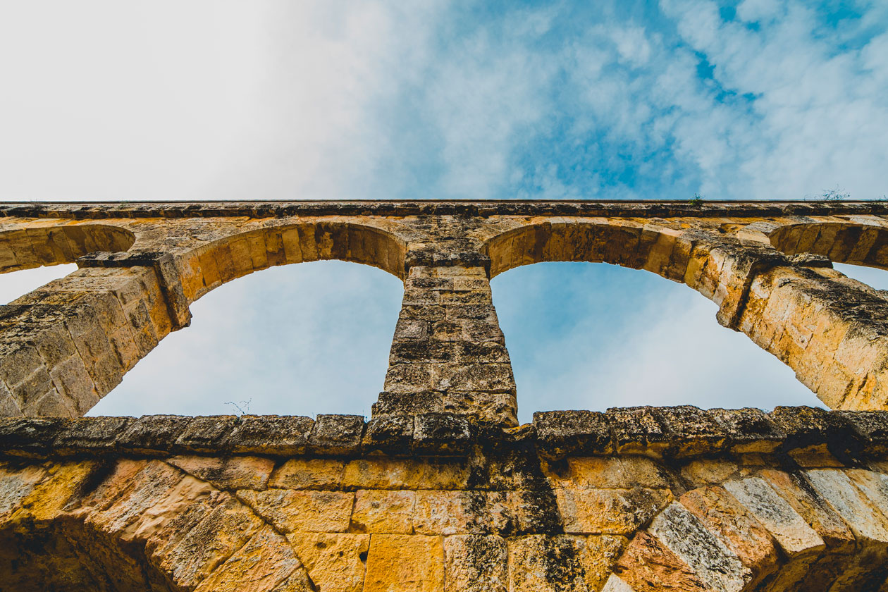 Los acueductos romanos de España
