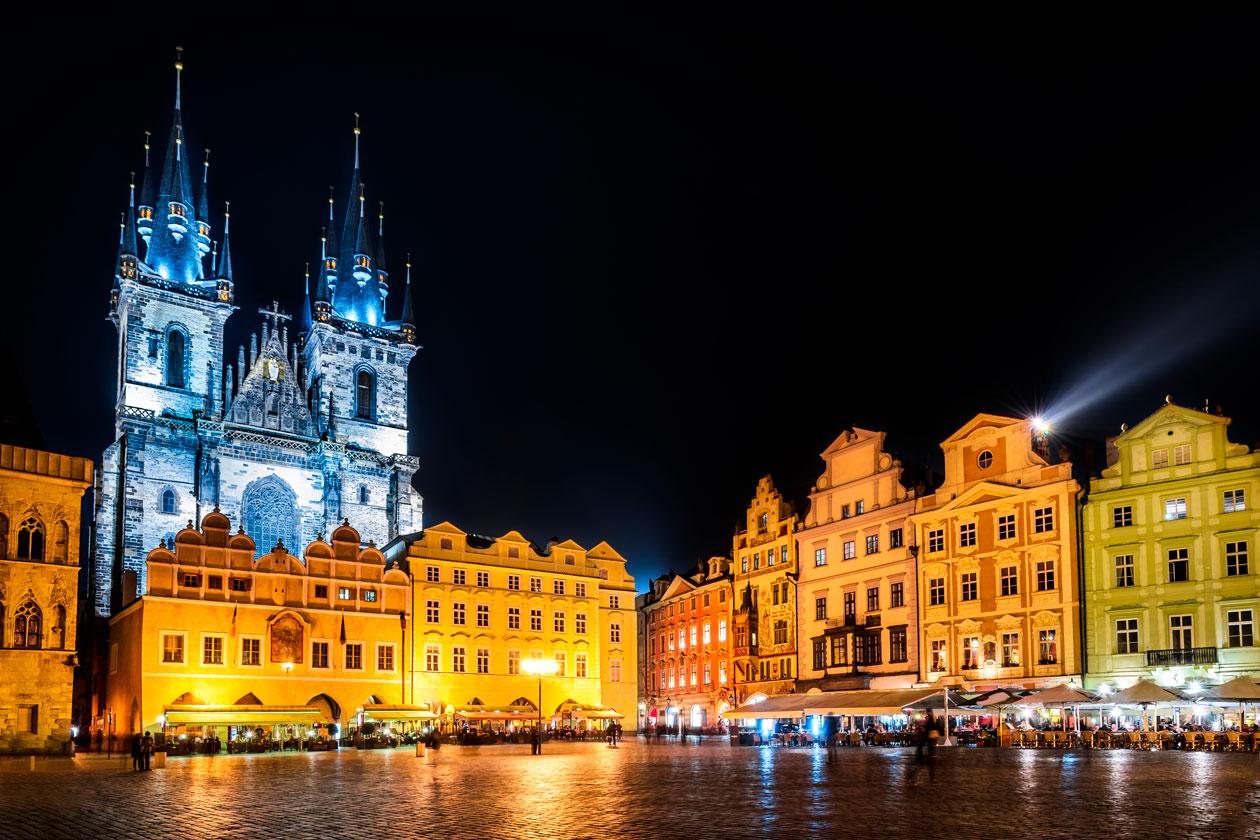 Que hay que visitar en Praga