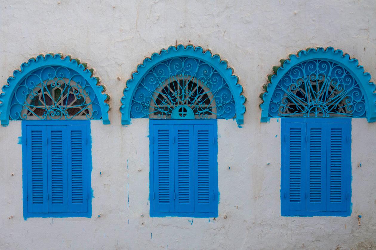 Viajar a Asilah